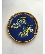 3 Inch Sakima District Pinewood Derby 2007 Sew On Patch - $6.15