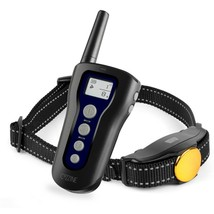 Dog Shock Collar+Training Remote 4 Modes 900 Yard Waterproof for Small L... - $36.80