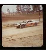 BOBBY ONEY #1 STOCK CAR 3.5x3.5 RACE PHOTO 1976 ELDORA FN - $18.62