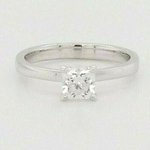 Hearts on Fire Diamond Engagement Ring 18K White Gold  $7,000 Retail, Si... - $4,158.00