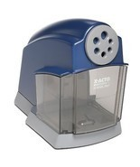 X-ACTO School Pro Classroom Electric Pencil Sharpener Blue 1 Count 1670 - £30.79 GBP