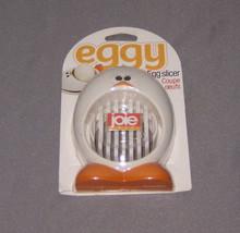 Joie MSC Eggy Egg Slicer Slicing Simplicity BPA Free Kitchen Gadget NEW - $8.90