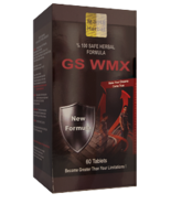 1 Bottle / Month Supply of Gs  Wmx - 1 Herbal - $169.00