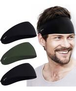 Self Pro Men Headband Guys Sports Sweatband Performance Stretch Exercise... - $21.03+
