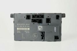 06-2010 mercedes cls500 w219 cls55 cls550 front left driver door control module  - $109.60