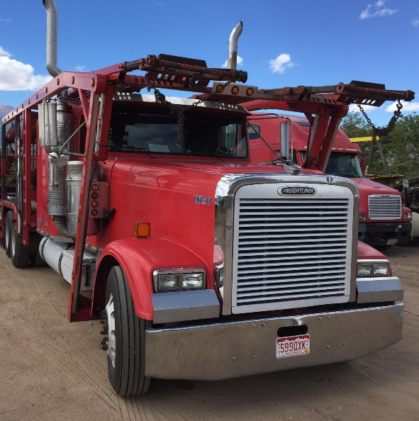 2000 FREIGHTLINER FLD132 CLASSIC XL For Sale In Colorado Springs, Colorado 80923