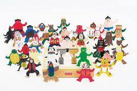 Paper Sumo by COCHAE Yosuke Jikahara and Miki Takeda Design Game Toy NIB image 7