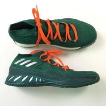 size 40 b6f47 cd747 Adidas Men s Green Basketball Shoes 12.5 ART AC7316 Damian Lillard Sneakers  -  80.53