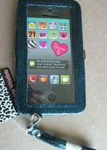 #  CELL PHONE CASE / WALLET iPhone 5   4  PATTERNS  NWT ++ - $9.99
