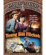 DVD Happy Trails Theatre - Young Bill Hickok: Roy Rogers Dale Evans Mont... - $2.69