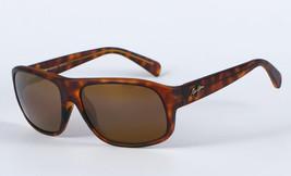 Maui Jim Free Dive H200-10M Polarized Sunglasses - Matte Tortoise/HCL Br... - $159.76