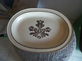 Pfaltzgraff Village 14 7/8 inch oval platter 1 available - $7.87