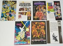 N) Lot of 7 Marvel Wolverine Sabretooth Comic Books - $9.89