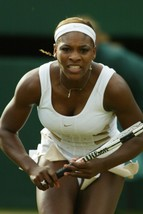 Serena Williams Playing Tennis 18x24 Poster - $23.99