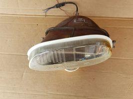 81-91 JAGUAR XJS Euro Glass Headlight Lamp Driver Left LH image 7