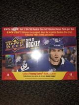 2020-2021 Upper Deck Hockey Series 2 Mega Box SEALED Young Guns Die-Cut - $63.00