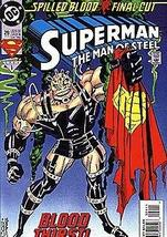 Superman: Man of Steel (1991 series) #29 [Comic] [Jan 01, 1991] DC Comics - $4.89