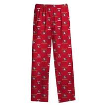 Boy's 8-20 San Francisco 49ers Pajama Pants NFL Lounge Sleep Bottoms