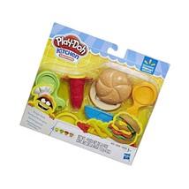 Play-Doh Kitchen Creations Burger Bash - $15.99