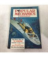 Poular Mechanics Magazine Oct 1952 Build Battery Model Plane Rate 52 Lin... - $14.36
