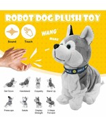 Electronic Dog Sound Control Kids Plush Toy Control Interactive Barking - $28.76