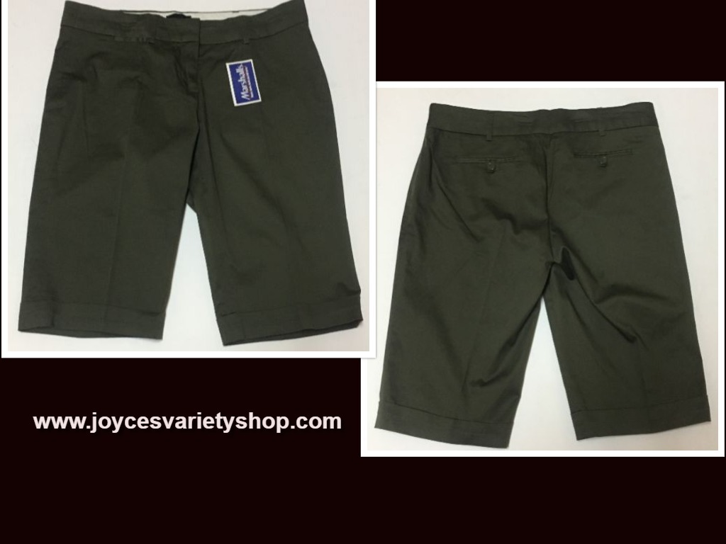 The limited green shorts womens web collage