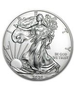 2020 1 oz American Silver Eagle BU - $40.00