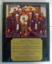 2016 United States US Ryder Cup Champion Team 8x10 Photo Plaque with Engraved Na - $29.39