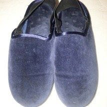 Isotoner slippers with strap secret sole arch SIZE 8.5 UNISEX - $9.78