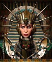 Female Pharaoh Vampire Demon Ruler Of Dark Entities Sex & Money Love Power Spell - $149.50