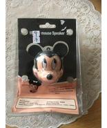 NIB/DISNEY/MICKEY MOUSE/HEAD SPEAKER/3D - $20.00