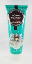 (1) Bath & Body Works Green Hot Cocoa and Cream Ultra Shea 24hr Cream 8o... - $11.39