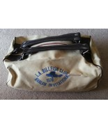 Vintage L.A. BILLFISH CLUB canvas duffel AVALON INVITATIONAL duffle bag ... - $40.00