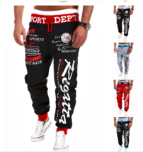 Mens Hip Hop Jogger Dance Sportwear Baggy Harem Pants Slacks Trousers Sweatpants - $4.99+
