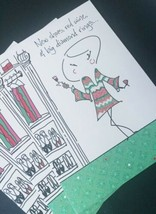 Mary Phillips Designs A Few Of My Favorite Things Christmas Cards Humor ... - $9.89