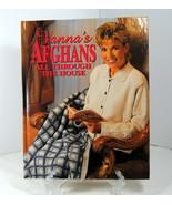 Vanna's Afghans All Through The House Crochet Treasury Series Leisure Ar... - $19.95