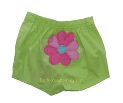 NWT Gymboree PALM SPRINGS Flower Bloomers Shorts 3 6 M - $8.00