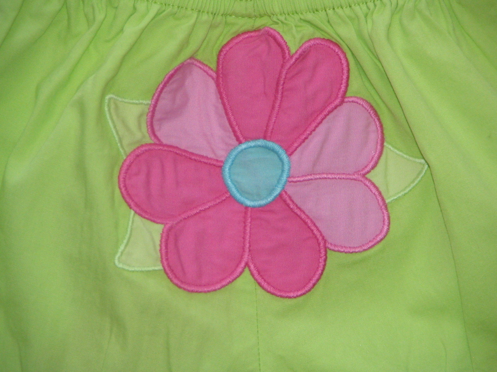 NWT Gymboree PALM SPRINGS Flower Bloomers Shorts 3 6 M