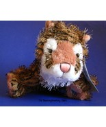 Webkinz Tiger LARGE Interactive Pet Unused Secret Code - $11.99