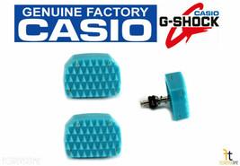 CASIO G-SHOCK GA-110 Turquoise Bezel Push Button (4/10 HOUR) (QTY 2) GD-120 - $21.21