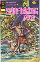 Spine-Tingling Tales Comic Book #3, Gold Key 1975 FINE- - $2.75