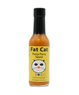 Fat Cat Purry-Purry Sauce Hot Sauce - $7.99