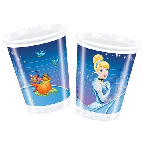 Primary image for Amscan Cup Plastic Cinderella Sparkle