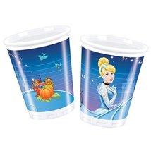 Amscan Cup Plastic Cinderella Sparkle - $5.93