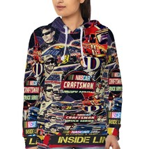 Nascar Racing 05   Hoodie Fullprint for women - $40.99+