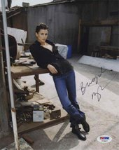 Bridget Moynahan Blue Bloods Signed 8x10 Photo Certified Authentic PSA/DNA COA - $168.29