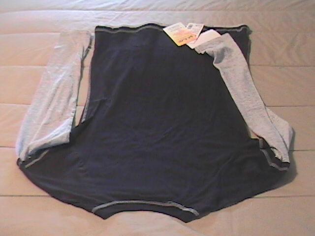 T Shirt Soffee Ohio Buckeyes Long Sleeve Medium Unworn with Tag Red Black