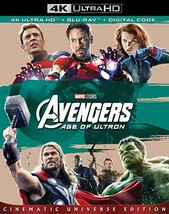 Marvel's Avengers Age of Ultron (4K Ultra HD+Blu-ray+Digital)