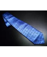 FR Tripler & Co. Neck Tie Silk Italian Bright Blues - $9.99