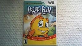 Freddi Fish: Kelp Seed Mystery (Complete) (Nintendo Wii, 2008) - $15.25